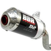 BBR Avgassystem D2