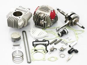 BBR KLX 160cc, 4-V