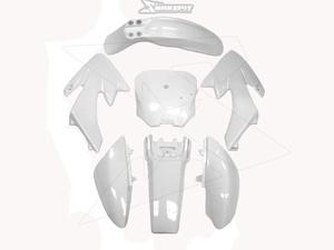 Kåpset CRF50 vit 08-